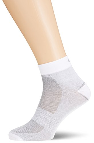 Calze GM Sport Running Ultrafit Mixte Adulte, Gris, FR : Chaussettes : 39-42 (Taille Fabricant : 38-40)