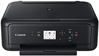 Canon PIXMA TS5140 Inkjet Printer, Black