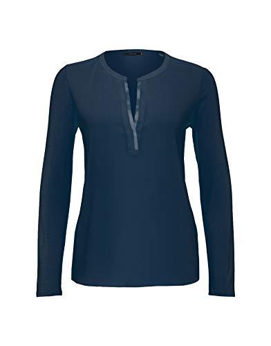 OPUS Damen Bluse Falli bleu (50) 36