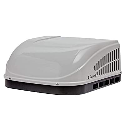 Dometic Brisk II Rooftop Air Conditioner, 15,000 BTU - Polar White (B59516.XX1C0)