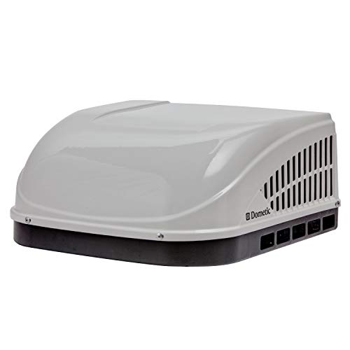 Dometic Brisk II Rooftop Air Conditioner, 13,500 BTU - Polar White (B57915.XX1C0)