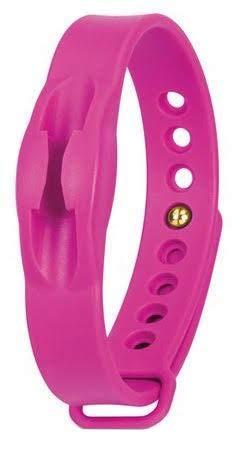 CordEze ergonomic wrist cord holder bracelet (Pink)