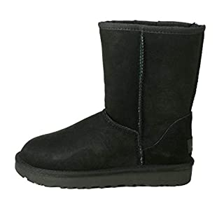 UGG Female Classic Short II Classic Boot, Black, 4 (UK) (B01AIHY49W) | Amazon price tracker / tracking, Amazon price history charts, Amazon price watches, Amazon price drop alerts