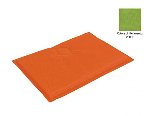 Emu Coussin pour chaises magnétique rectangulaire en textilène Vert