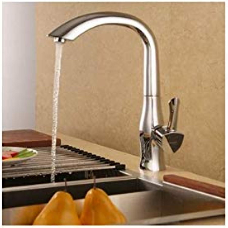 Alle Kupfer Küchenarmatur Hei Und Kalt 7 Wort Dreh Waschbecken, Wasserhahn, High End Fein Kupfer Küchenarmatur.