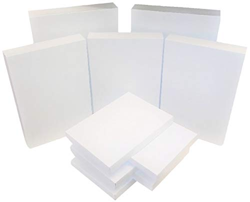 White Gift Box - 10 Pack Assortment - Great For All Occasions: Birthdays, Hol...