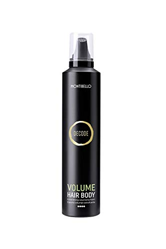 Montibello Lo Decode Volume Hair Body, Espuma Volumen, 300 ml