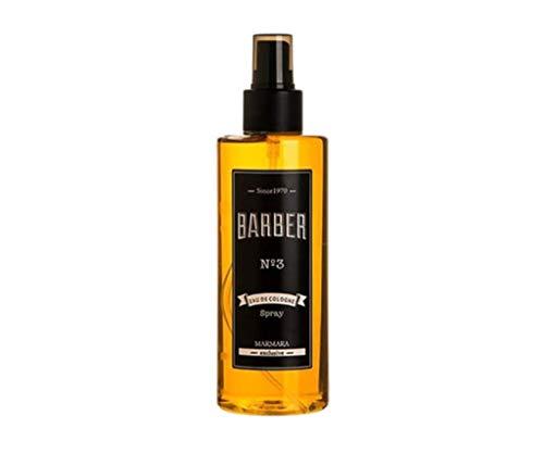 BARBER MARMARA No.3 Eau de Cologne Pump-spray Hombres (1x 250ml) Después de...