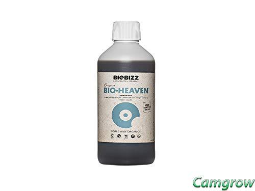 BioBizz Bio Heaven Pflanzenwachstum Booster Nährstoff Hydrokultur 250, 500ml 1& 5L
