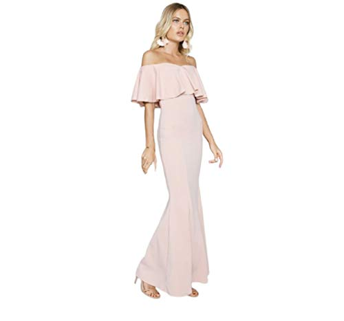 Quiz Damen Cocktailkleid Gr. 40, rose