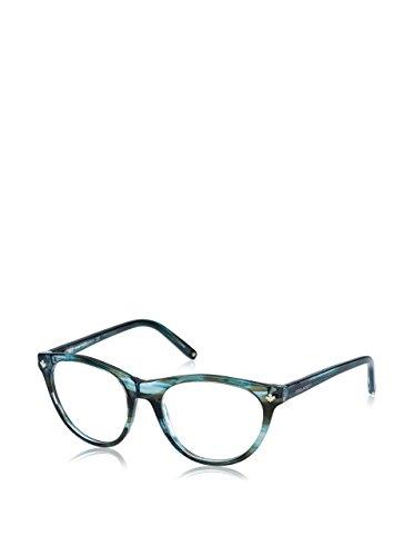 Dsquared DQ5107 089 -52 -18 -140 D Squared Brillengestelle DQ5107 089 -52 -18 -140 Oval Brillengestelle 52, Blau