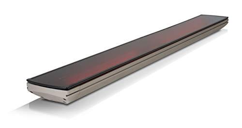 Heatscope Vision Heizstrahler /Heizelement schwarz/titan 3200 W MHS-VT3200BK.100