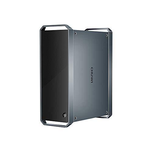 CHUWI CoreBox ミニPC MiniPC i5-8259U プロセッサー 16GB+256GB SSD ミニパソコン 4Kアウトプット デュアルWi-Fi Bluetooth4.2 ギガビット 有線LANポート USB3.0 Windows10搭載 オフィス 自宅 学校
