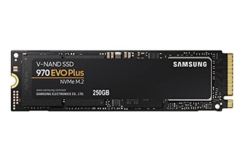 HD SSD SAMSUNG 250GB 970 EVO Plus M.2 PCI Express 3.0 V-NAND MLC NVMEMZ-V7S250BW