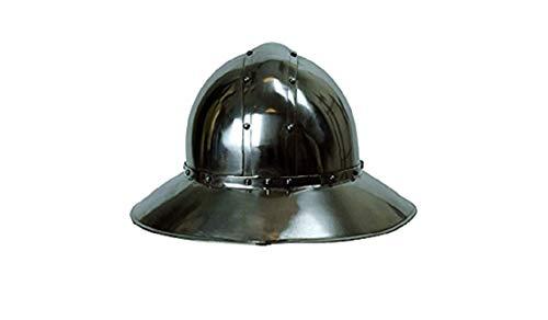 Casco de hervidor calibre 16, talla M, color negro