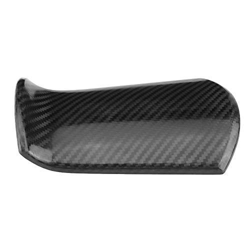 KIMISS Motorrad Roller Carbon Fiber Fuel Gas Öl Tankdeckel Abdeckung XMAX 300 17-18