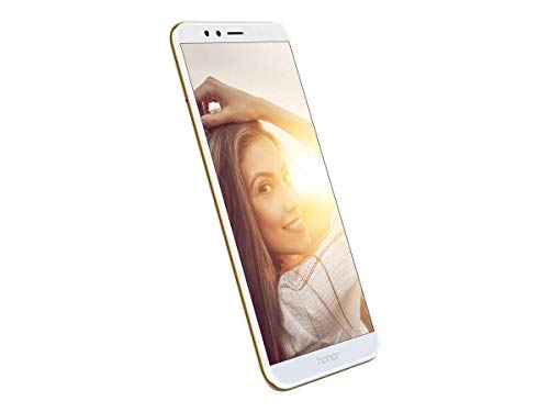 Honor 7A Dual-SIM Smartphone 14,5 cm (5,7 Zoll) (2GB RAM, 16GB Speicher, Android, 8.0) Gold