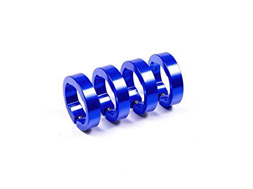 SixPack Racing Lock Color: Azul MTB Unisex Adulto