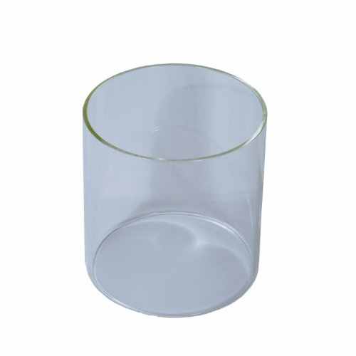 Texsport 14208 Glass Lantern Globe, 4.5 x 4.25 Inches