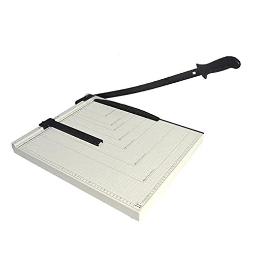 Recortador de papel A3 profesional, Guillotina, cortador de fotos, Artesanía para uso doméstico/de oficina