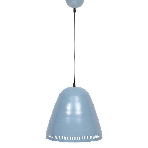 More Design FABRIK-SUSP-BL Suspension, Métal, Bleu Brillant
