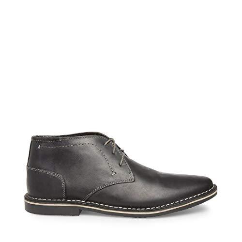 Steve Madden Men's Harken Chukka Boot, Black, 11 M US