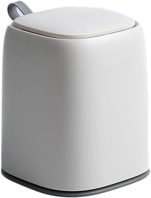 MHQCL Max 59% OFF Desktop Trash Can Household with Push Li Type Ranking TOP9 Bucket