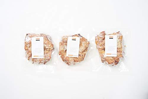 てりやきチキン 3枚 無添加 和風タレ 個包装【冷凍】【国産鶏肉】プライム配送 prime 安心安全! 紀の国みかんどり 照り焼き 和歌山県産 産地直送 鳥肉