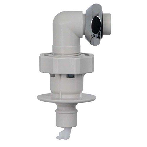 カクダイ 洗濯機用 水漏れ防止ストッパー付きニップル 2サイズ兼用 取付簡単 樹脂製 772-510