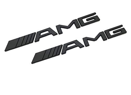 Adesivo con logo 3D AMG per portiera posteriore, per M-B
