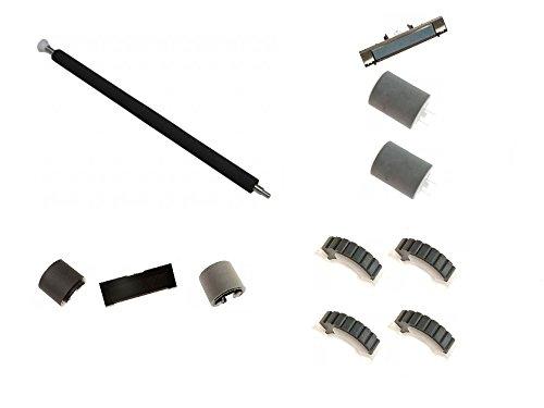 HP LaserJet 5000N c4111a Wartung Roller Kit mit Anweisungen