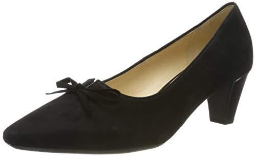 Gabor Shoes Damen Basic Pumps, Schwarz (Schwarz 17), 39 EU