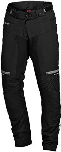 IXS Motorradhose Puerto-ST Damen Textilhose schwarz 4XL (kurz), Tourer, Ganzjährig, Polyamid