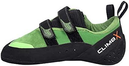 CLIMBX Rave NLV Green Women's Performance Rock Climbing Shoe (11.5 US Women)