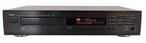 YAMAHA CDX-550 CD-Player schwarz