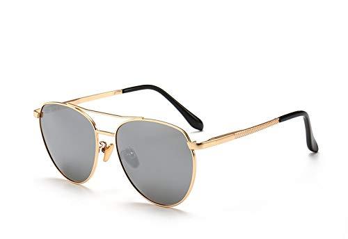 Zon Jongens En Meisjes Mode Gepolariseerde Zonnebril Kleur Film Baby Zonnebril Metalen Zonnebril UV Bescherming Zonnebril, Jongens En Meisjes Zonnebrillen Bril