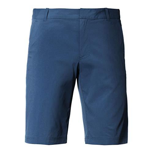 Schöffel Herren Wigram M funktionale Wanderhose, Wasserabweisende und strapazierfähige Bermuda Shorts, praktische Outdoor Hose mit hoher Bewegungsfreiheit, Dress Blues, 52