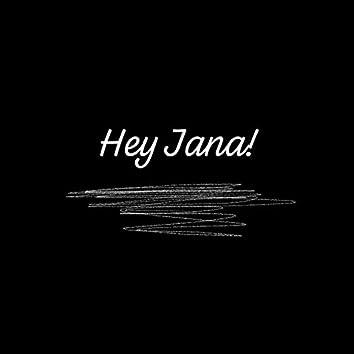Hey Jana!