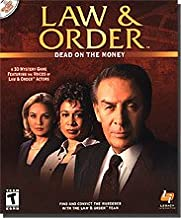 Law & Order- Dead On The Money 3D Mystery Game