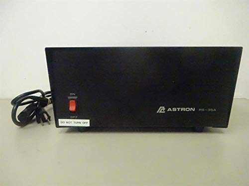 Astron 35 Amp Power Supply. Buy it now for 236.00