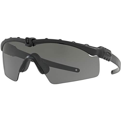 Oakley Ballistic M-Frame 3.0 - Gafas de tiro, color gris y negro