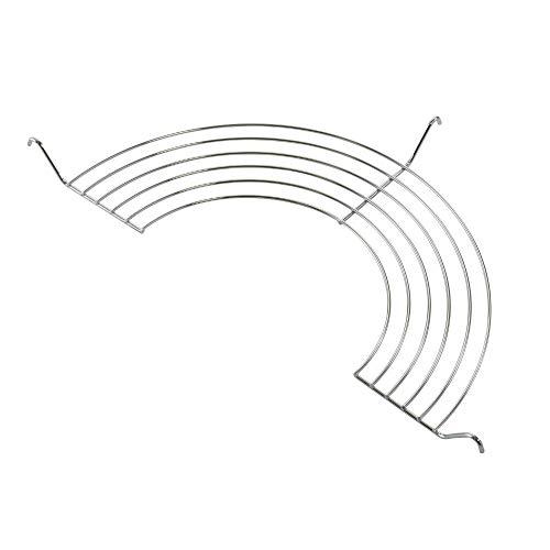 LE CREUSET 70221 Grill EINZELN ZU Wok 36 cm, Gusseisen