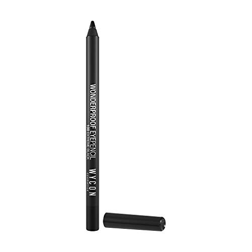 WYCON cosmetics WONDERPROOF EYE PENCIL (100 EXTREME BLACK)
