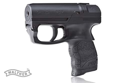 Walther Kiehberg Self Defense Pepper Spray Gun for Women Safety/Protection, 107 g (Black)