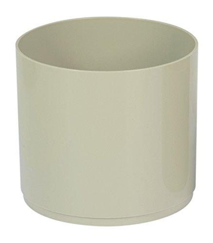 Euro 3 Plast 2841 MIU Vaso, 11 cm, Rosmarino, Verde