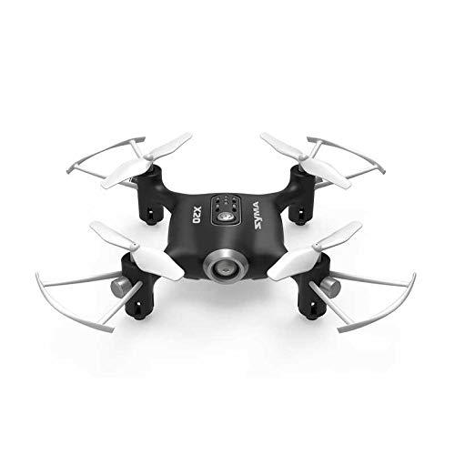 Syma- Drone X20, Colore Bianco, 28124