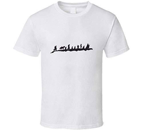 Camiseta Herr Der Ringe - Gef & auml; hrte Der Ringe - Der Hobbit
