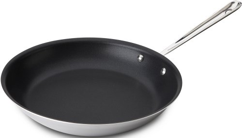 All-Clad 4112NSR2 Stainless Steel Non-Stick Fry Pan