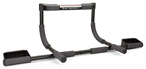 Harbinger Barras de musculación unisex Adult Multi Gym en blanco y negro, 1 talla