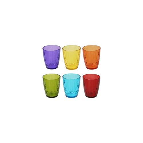 Confezione 6 bicchieri
